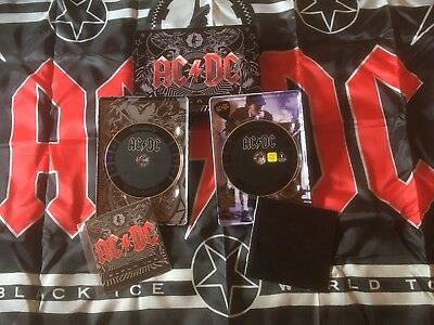 AC/DC Black Ice Steelbook (CD/DVD)