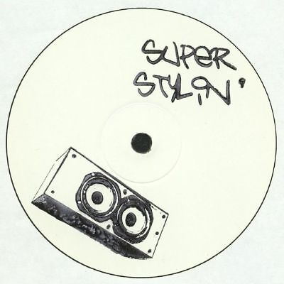 """NOT ON LABEL - Superstylin' Remixes - Vinyl (hand-stamped 10"""")"""