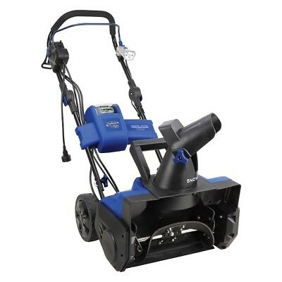 Snow Blower Cordless Brushless Rechargeable Lithium Battery Snow Joe iON 18