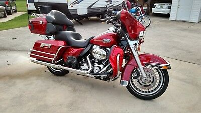 2012 Harley-Davidson Touring  2012 Harley-Davidson Ultra Classic Electra Glide
