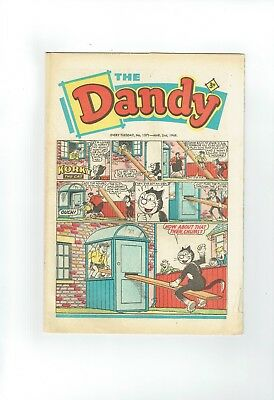 Dandy Comic From 1968 Number 1371