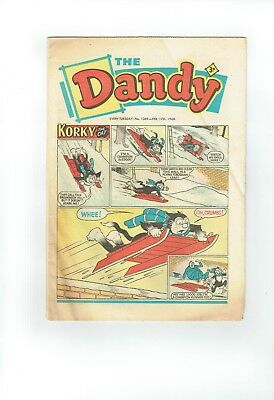 Dandy Comic From 1968 Number 1369