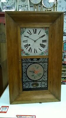 Wind-up Longcase Wall Clock