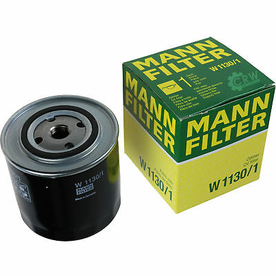 Genuine Mann Filter Oil Filter Oil Filter w 1130/1 Oil Filter