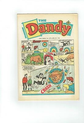 Dandy Comic From 1968 Number 1379