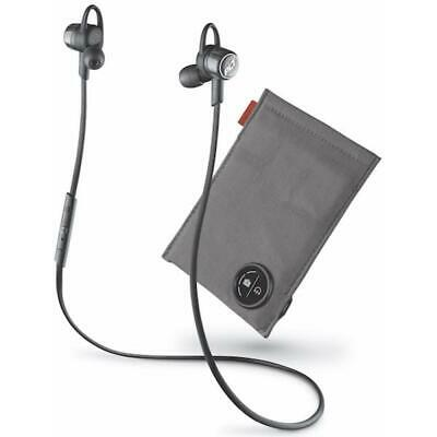 Plantronics BackBeat Go 3 Bluetooth Earbuds - With Charge Case (Cobalt Black)