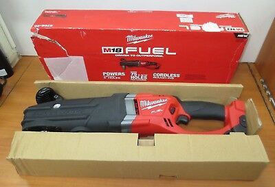"Milwaukee 2709-20 Super Hawg 1/2"" Right Angle Drill Bare Tool Only New Open Box"