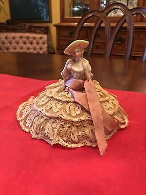 Antique Pincushion Doll