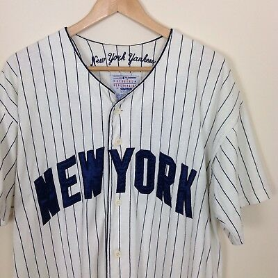 ⚾️Vintage 90's New York Yankees throwback Jersey By Starter