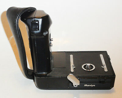 Mamiya Power Winder Grip for Mamiya M645 Film Camera, Working!
