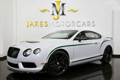 2015 Bentley Continental ($346,740 MSRP)...Car #46 of 99 Made for the USA! 2015 BENTLEY GT3-R, $346K MSRP! CAR #46 OF 99 MADE FOR USA, ONLY 1800 MILES!