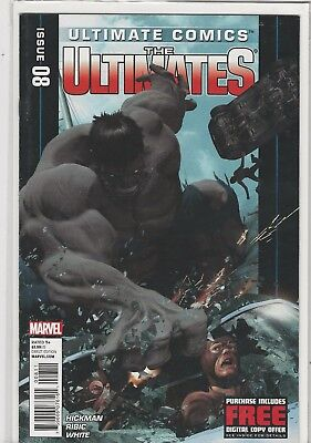 Ultimate Comics The Ultimates #8 Marvel VF