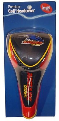 Afl Driver Head Cover - Official Afl Merchandise - Adelaide - New!