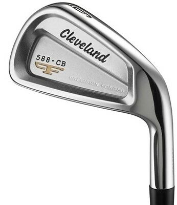 Cleveland 588 Forged Cb #4 Iron - Steel Stiff Flex - Mrh - New - Value!