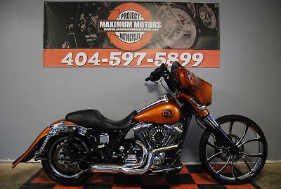 Harley-Davidson Street Glide®  2014 FLHXS Streetglide Special Minor Salvage Project with 26 Frt Wheel-Look!!!!