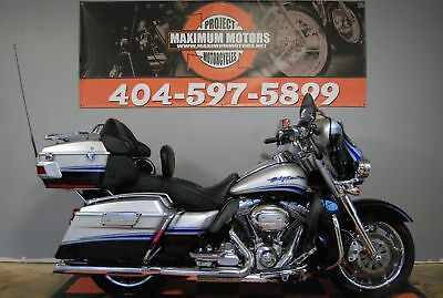 Harley-Davidson Electra Glide®  2009 Screamin Eagle CVO Ultra Salvage But Ready 2 Ride-Look Cheap-We Ship!!!!