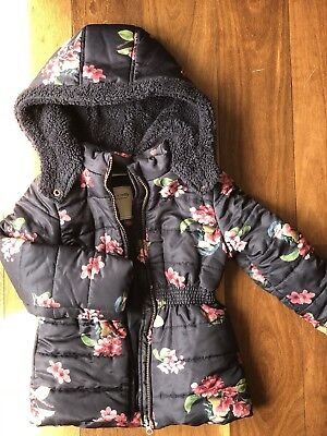 Jack And Milly Girls Jacket Size 5