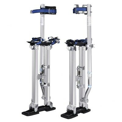 "High  Quality Silver 18""-30"" Drywall Aluminum Stilts"