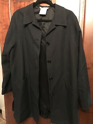 Max Studio Collection Women's Black Jacket Blazer Size L Career to Cocktails