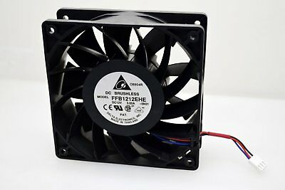 Delta FFB1212EHE 12 VDC 3.00 a DC Brushless Fan