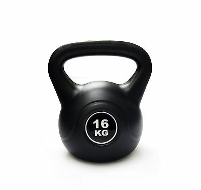 Kettle Bell 16KG Surf Training Weight Fitness Gym Kettlebell