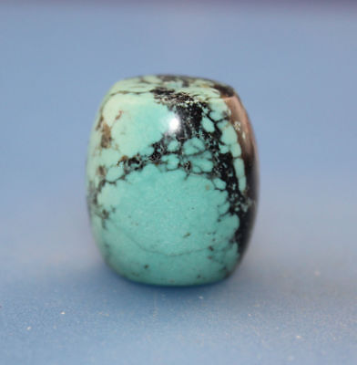 20*18 mm Antique Dzi turquoise old Bead from Tibet **Free shipping**