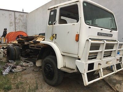 International Acco 4 x 4 No Motor suit Monster Truck wrecking or restore