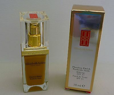 Elizabeth Arden Flawless Finish Perfectly Nude Makeup SPF 15, #24 Sienna, BNIB