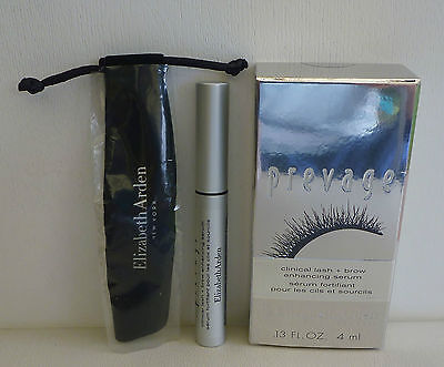 Elizabeth Arden PREVAGE Clinical Lash + Brow Enhancing Serum, Brand New in Box!!