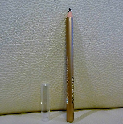 ESTEE LAUDER Artist's Eye Pencil, #01 Softsmudge Black, Brand NEW!!