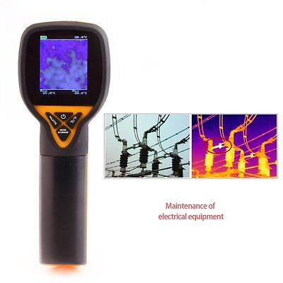 HT-175 Infrared Thermal Camera Imaging 32X32 Temperature -20 to 300 Degree DW