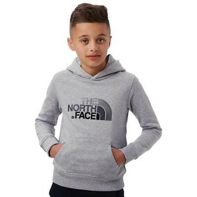 New The North Face Kids Drew Peak Hoody Outdoor Clothing