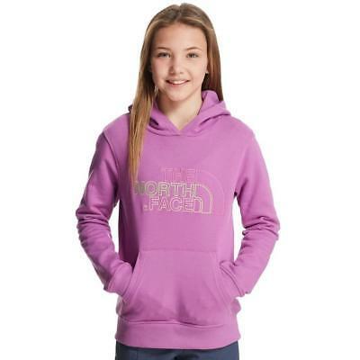 New The North Face Girls' Drew Peak Hoody Outdoor Clothing