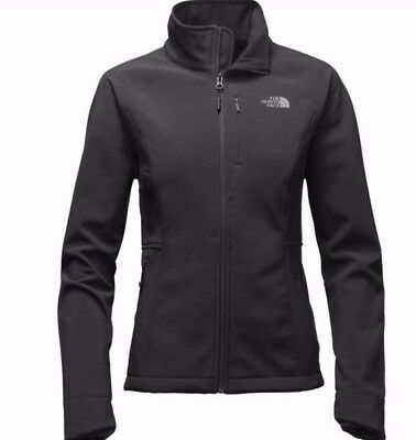 The North Face Women's Apex Bionic 2 Soft Shell Jacket TNF Black