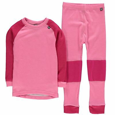 Helly Hansen Kids Merino Lifa Baselayer Set Childs Sets Compression Armor