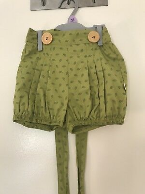 Lacey Lane Size 3 Pippa Suspender Shorts