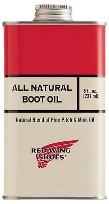 Red Wing All Natural Boot Oil RRP £16.95