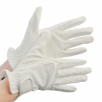 Shires Womens Ladies Bicton Competition Riding Gloves Mittens Pairs Accessories