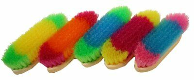 Derby Large Dandy Brushes with Crinkled Bristles
