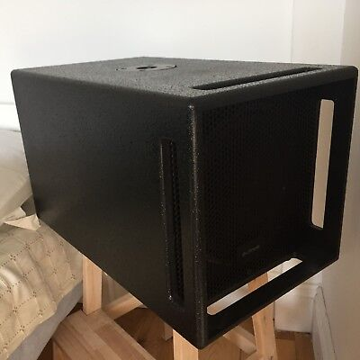 """Citronic Car Or Home Bass Box 10"""" Dual Coil Pro audio"""
