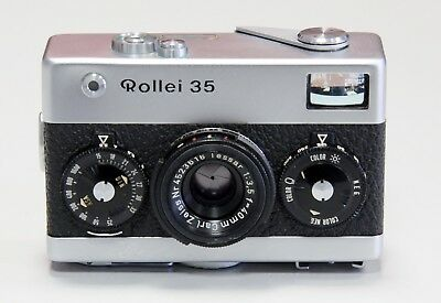 Rollei 35 made in Germany guter Zustand