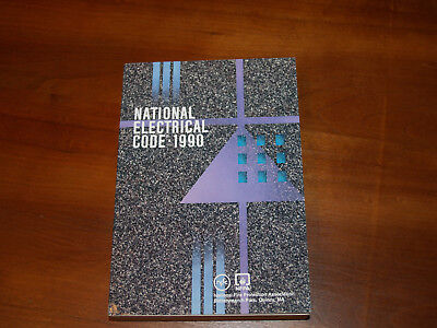 1990 National Electrical Code, Nfpa 70, New