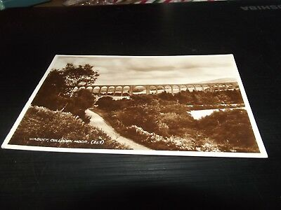Photograph Postcard of Waduct, Culloden Moor. (263) 1935.