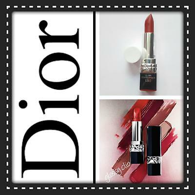 Christian Dior Rouge rossetto n.861 col. lampone mat. Nuovo!