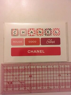Chanel Parfums Stickers (clavier Mac)