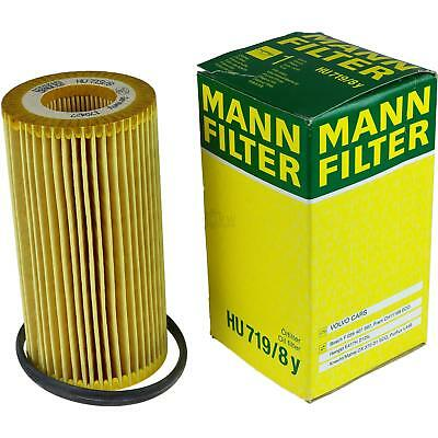 Genuine Mann Filter Oil Filter Oil Filter HU 719/8 Y Oil Filter