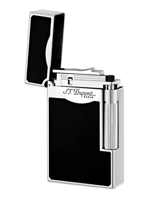 S.T. Dupont LeGrand Black Lacquer and Palladium Finish (ST023010), New