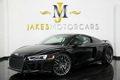 2017 Audi R8 V10 Plus ($196,840 MSRP!) 2017 AUDI R8 COUPE V10 PLUS~ $196,840 MSRP! ~ ONLY 1600 MILES! ~ LOTS OF CARBON!