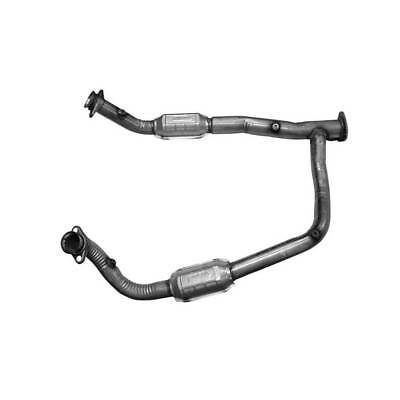 AP Exhaust 641219 Federal / EPA Catalytic Converter - Direct Fit