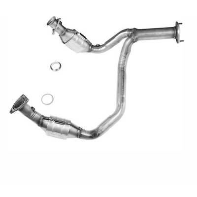 AP Exhaust 645459 Federal / EPA Catalytic Converter - Direct Fit